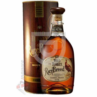 Wild Turkey Rare Breed Whisky [0,7L 54,1%]