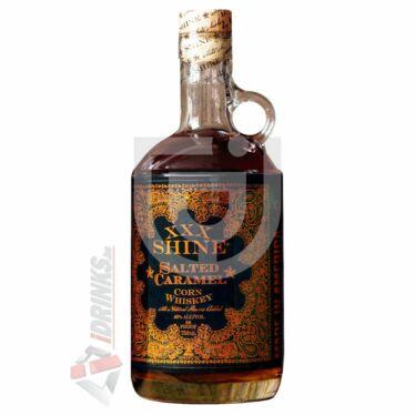 XXX Shine Salted Caramel Whisky [0,7L 40%]