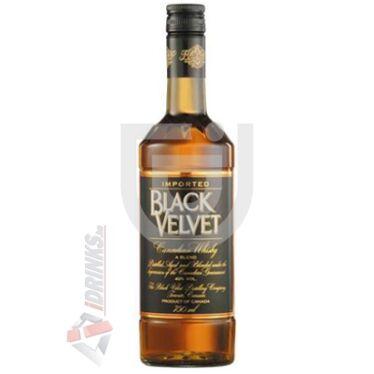 Black Velvet Whisky [0,7L|40%]