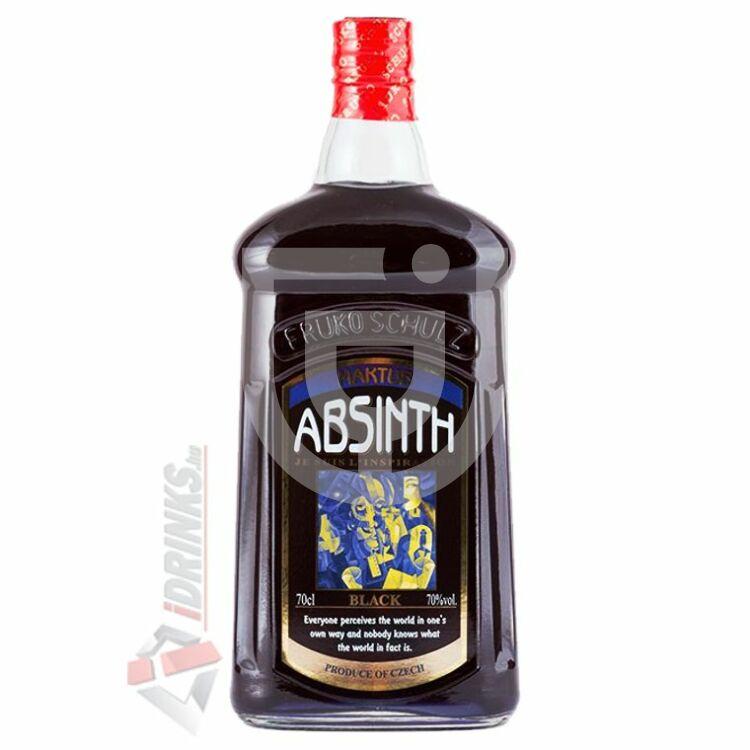 Fruko Schulz Maktub Black Absinth [0,7L|70%]