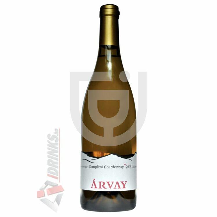 Árvay Zempléni Chardonnay [0,75L 2011]