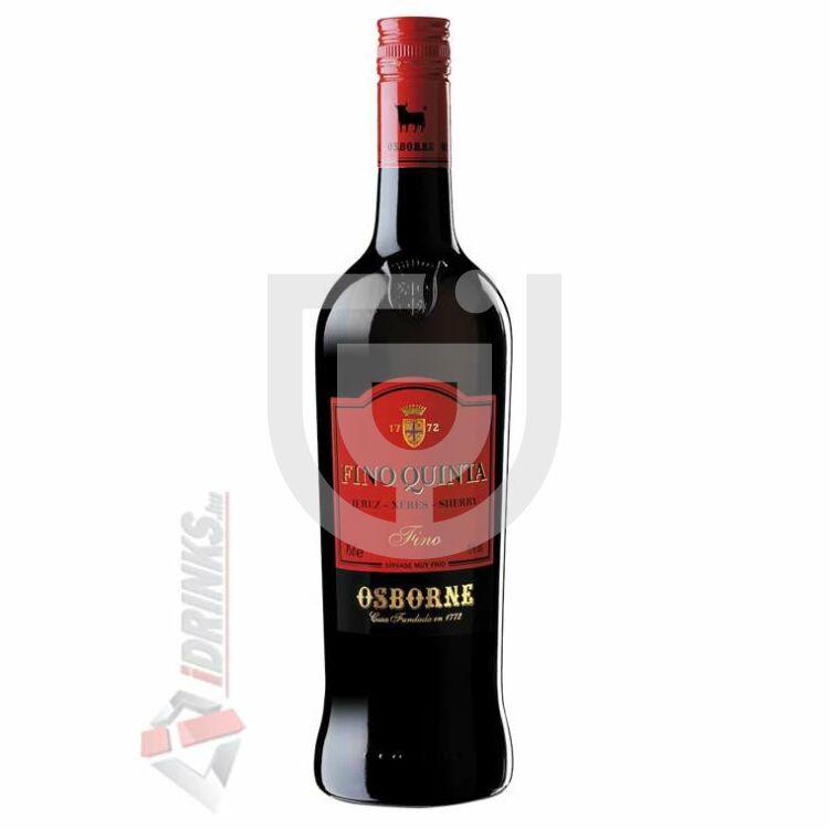 Osborne Fino Quinta Sherry [0,75L 15%]