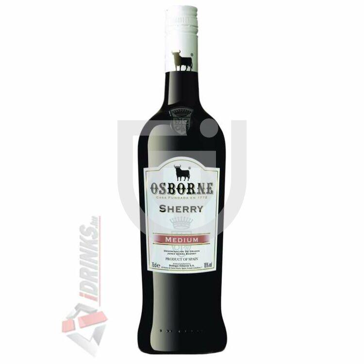Osborne Medium Sherry [0,75L|15%]