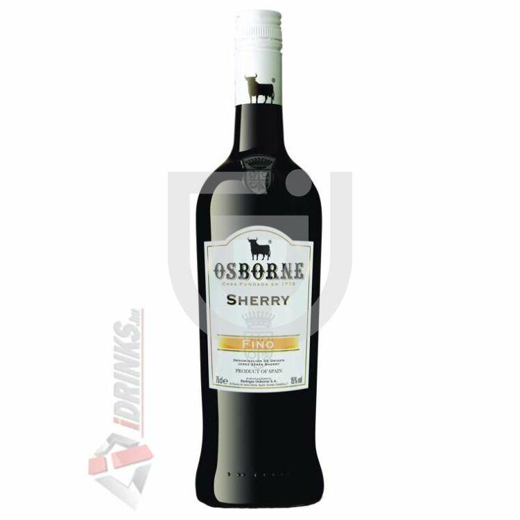Osborne Fino Sherry [0,75L|15%]
