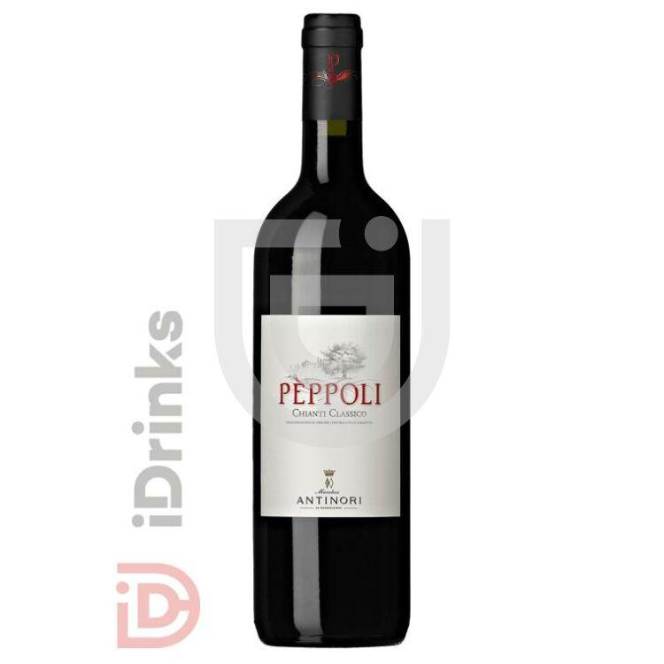 Antinori Peppoli Chianti Classico [0,75L|2016]