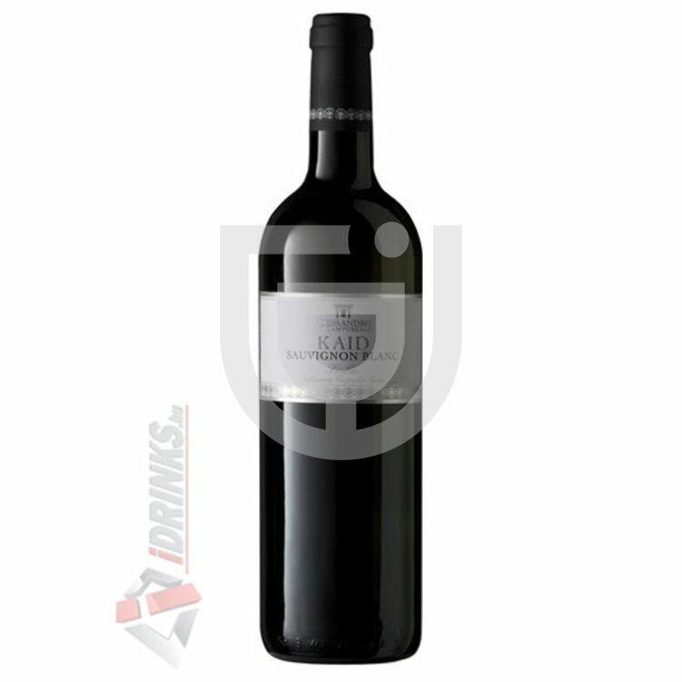 A. di Camporeale Kaid Sauvignon Blanc [0,75L|2012]