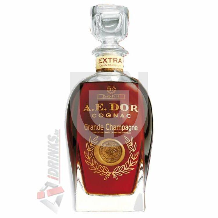 A.E.Dor Grande Champagne Extra Cognac (FDD) [0,7L|40%]
