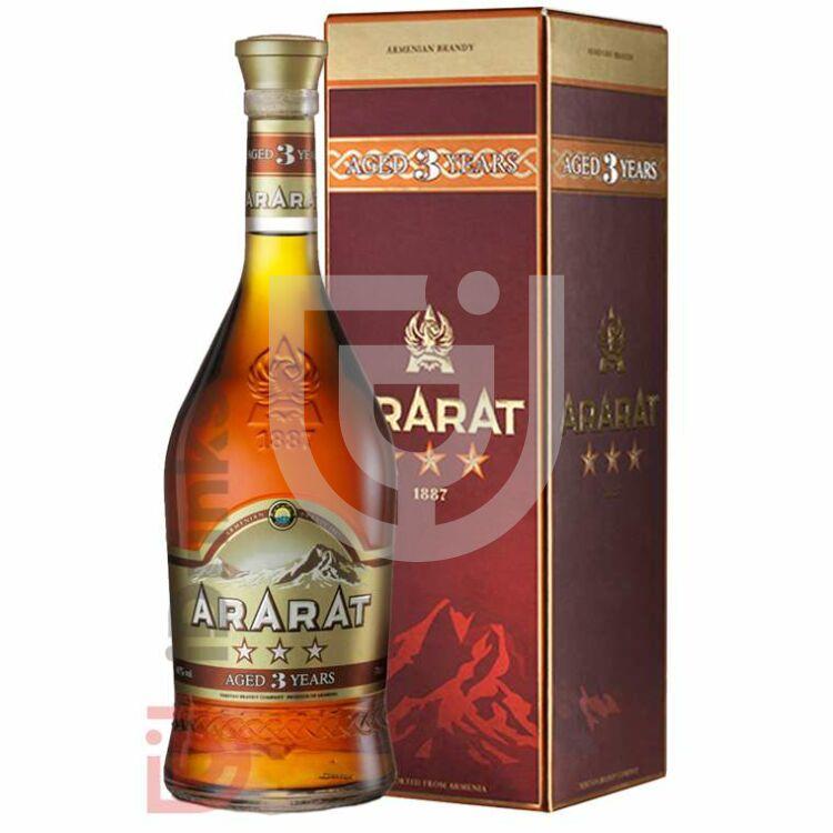 Ararat *** 3 Éves Brandy [0,7L|40%]