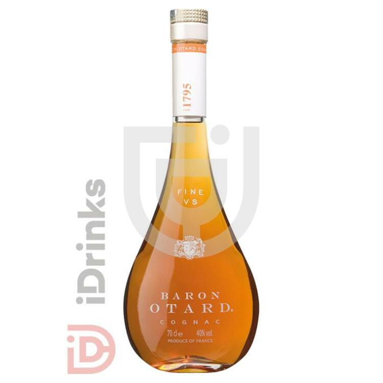 Baron Otard VS Cognac [0,7L 40%]