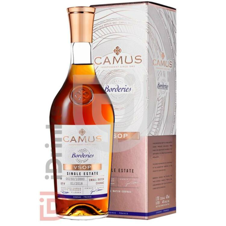 Camus Borderies VSOP Cognac [0,7L 40%]