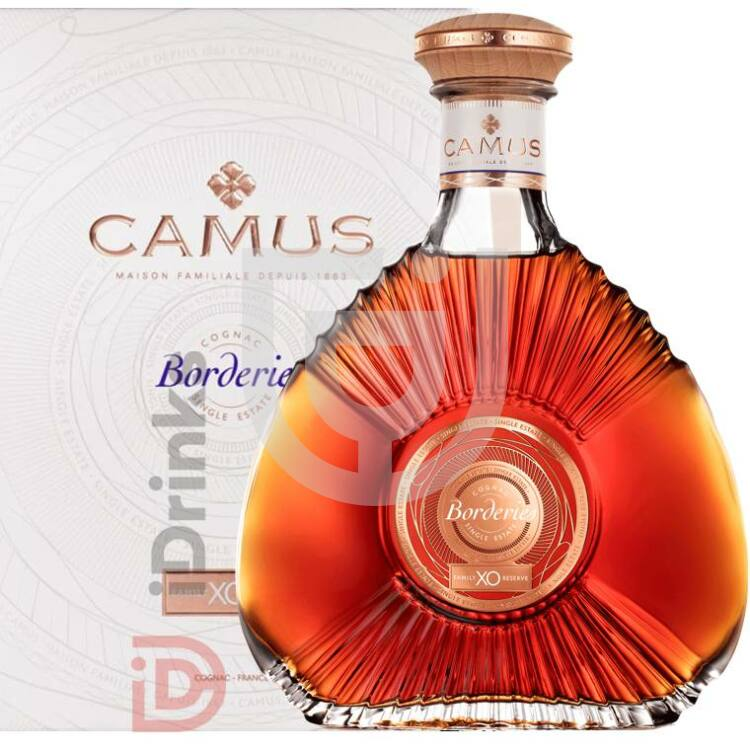 Camus Borderies XO Cognac [0,7L|40%]