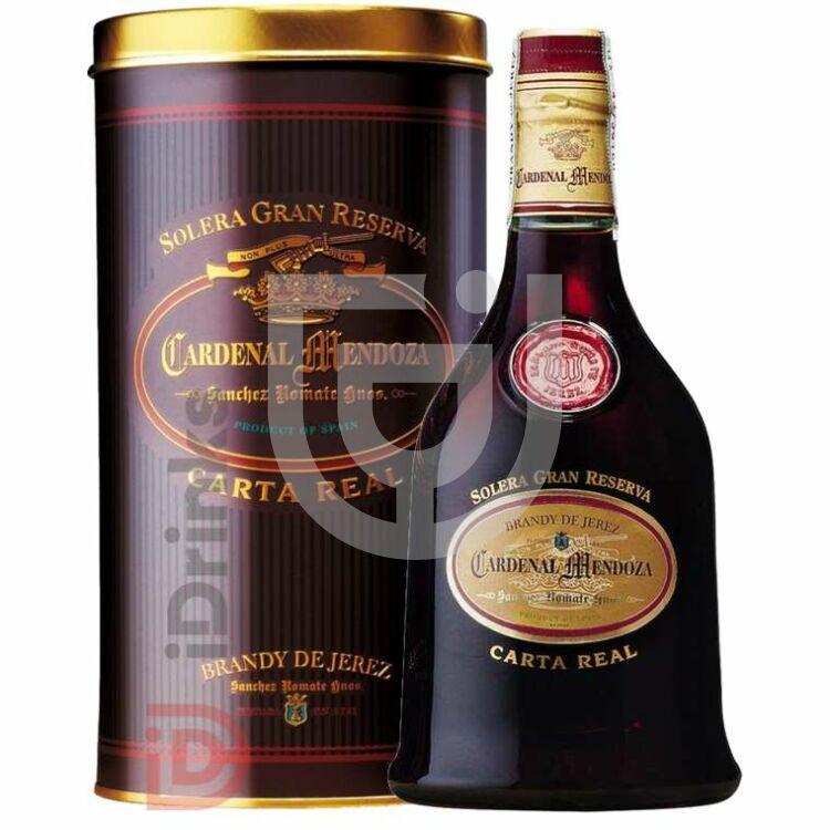 Cardenal Mendoza Carta Real Brandy [0,7L 40%]