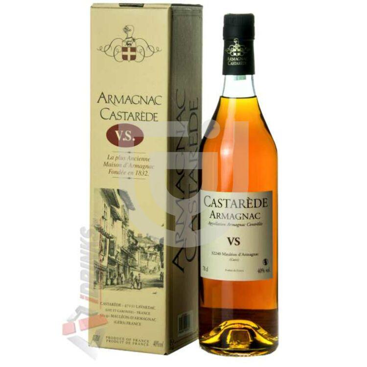 Castarede VS Armagnac [0,7L|40%]