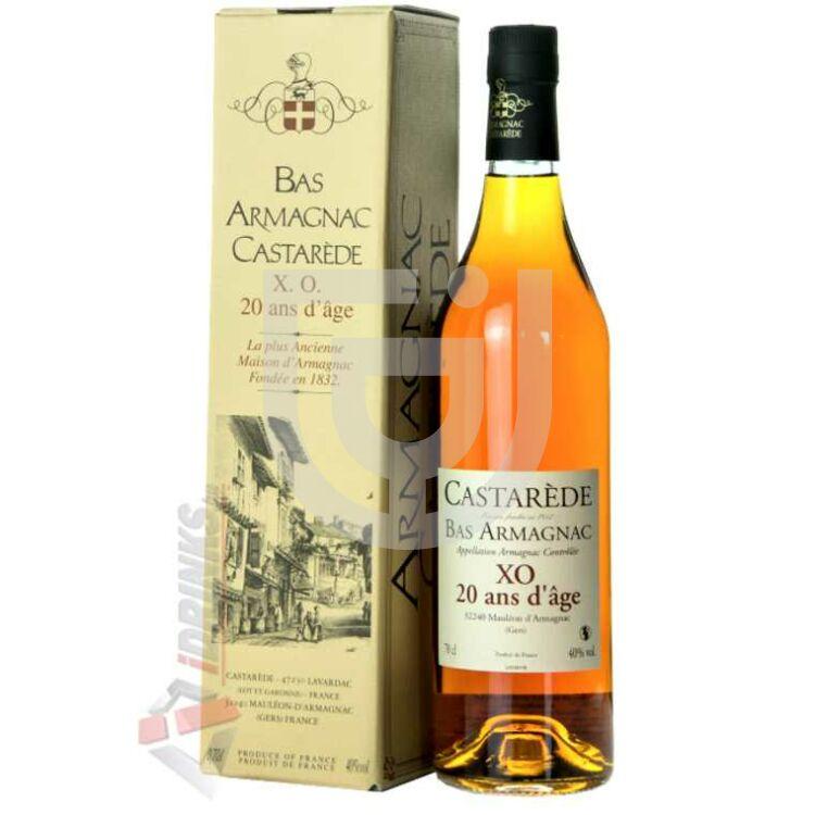 Castarede XO Armagnac [0,7L 40%]