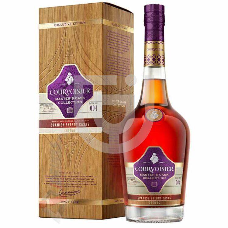 Courvoisier Spanish Sherry Cask Cognac [0,7L|40%]