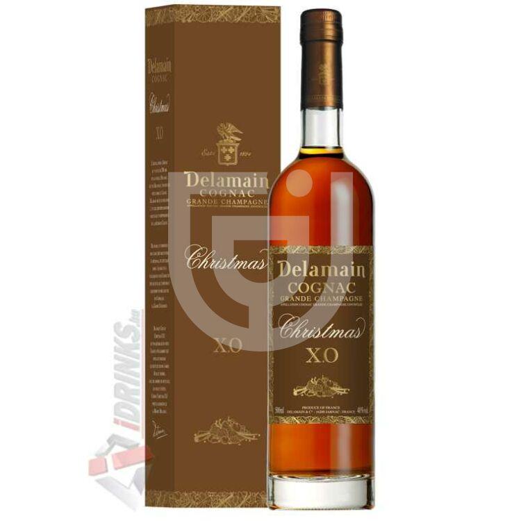 Delamain Christmas XO Cognac [0,5L|40%]