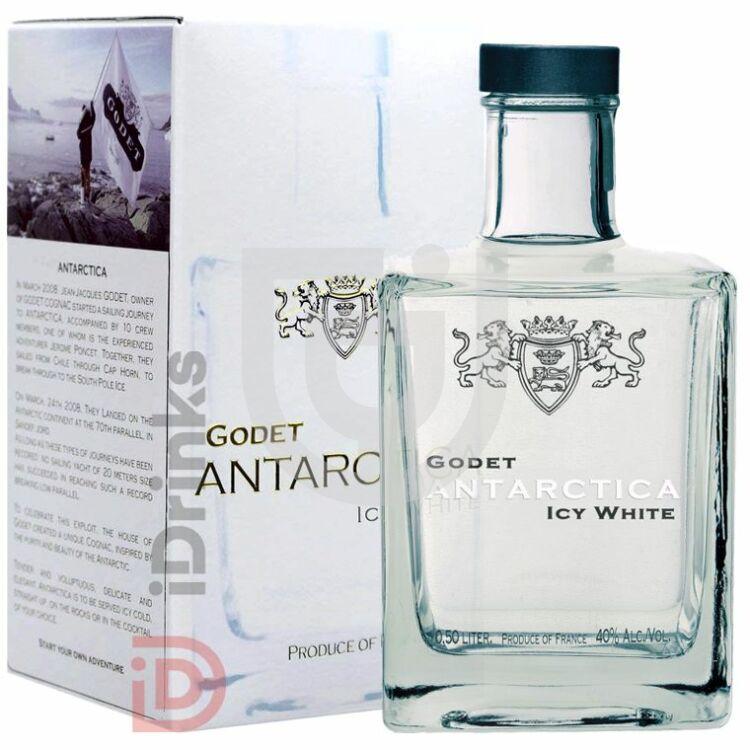 Godet Antarctica Icy White Cognac [0,5L|40%]