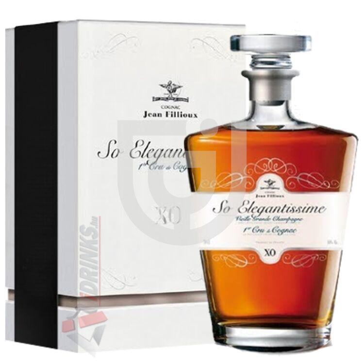 Jean Fillioux XO So Elegantissime Cognac [0,7L|41%]