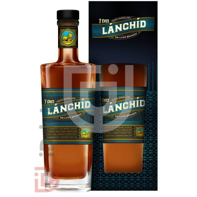 Lánchíd De Luxe Brandy [0,7L|40%]