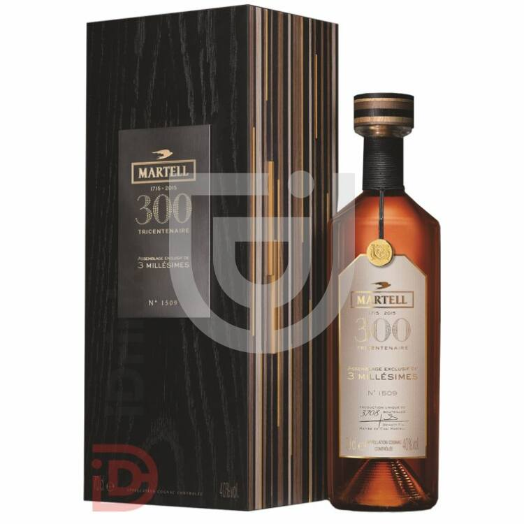 Martell Assemblage Exclusif de 3 Millésimes Cognac [0,7L|40%]