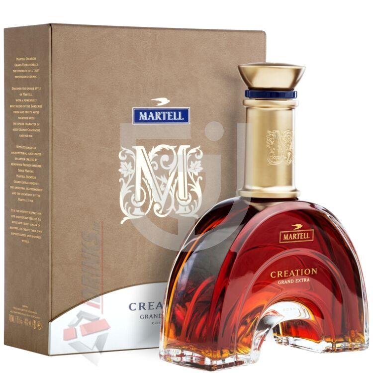 Martell Creation Grand Extra Cognac [0,7L 40%]