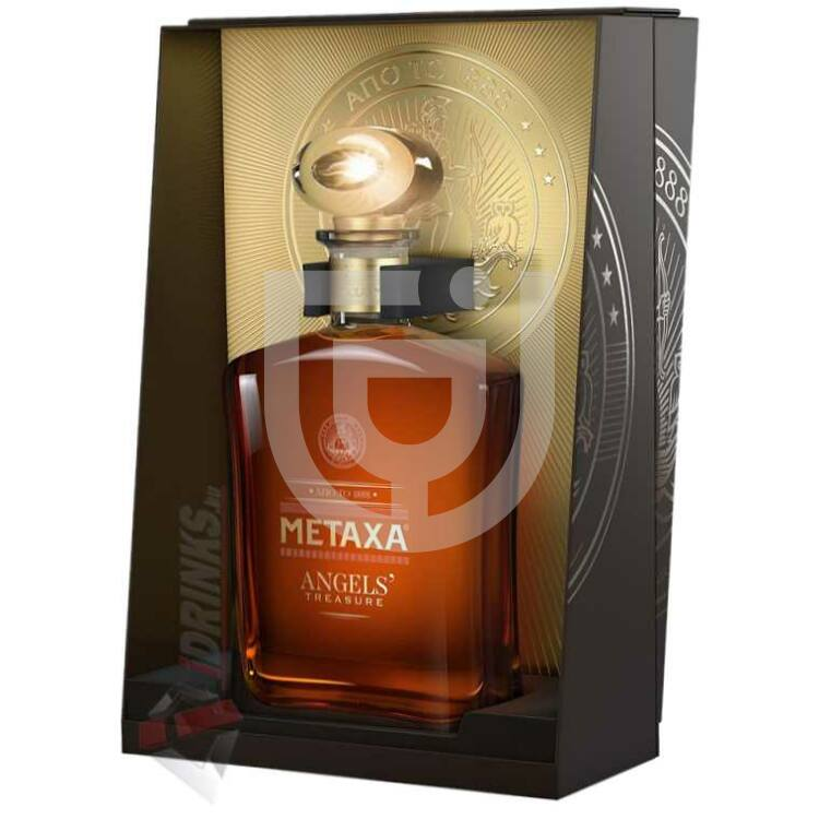 Metaxa Angels Treasure Brandy [0,7L|41%]