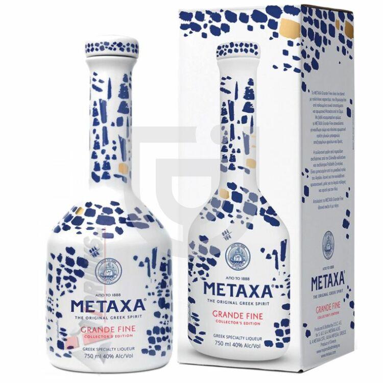 Metaxa Grande Fine Collector's Edition [0,7L|40%]