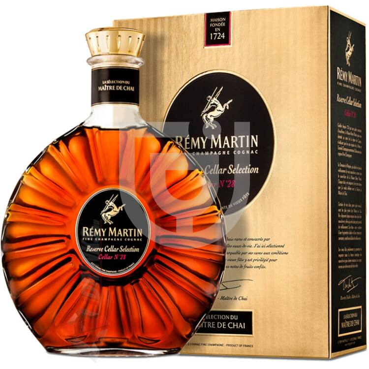 Remy Martin Reserve Cellar Selection No. 28 Cognac [0,7L|40%]