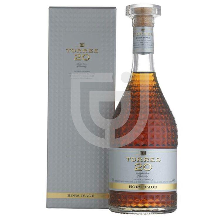 Torres 20 Years Brandy [0,7L|40%]