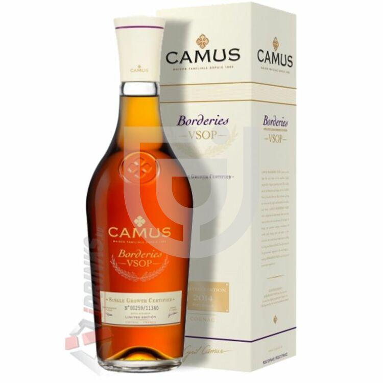 Camus Borderies VSOP Limited Edition Cognac [0,7L|40%]