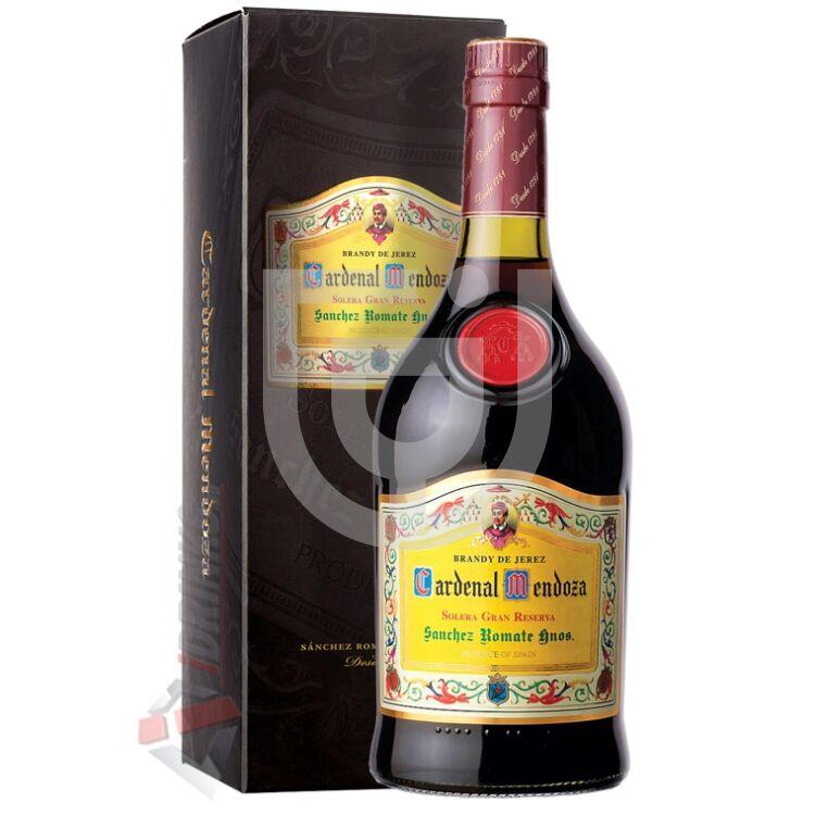 Cardenal Mendoza Brandy [0,7L|40%]