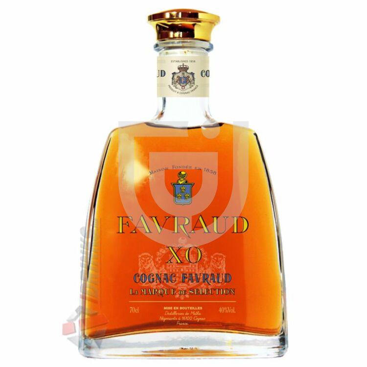 Favraud XO Cognac [0,7L|40%]