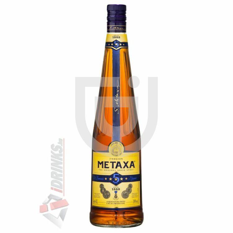 Metaxa 5* [0,7L|38%]