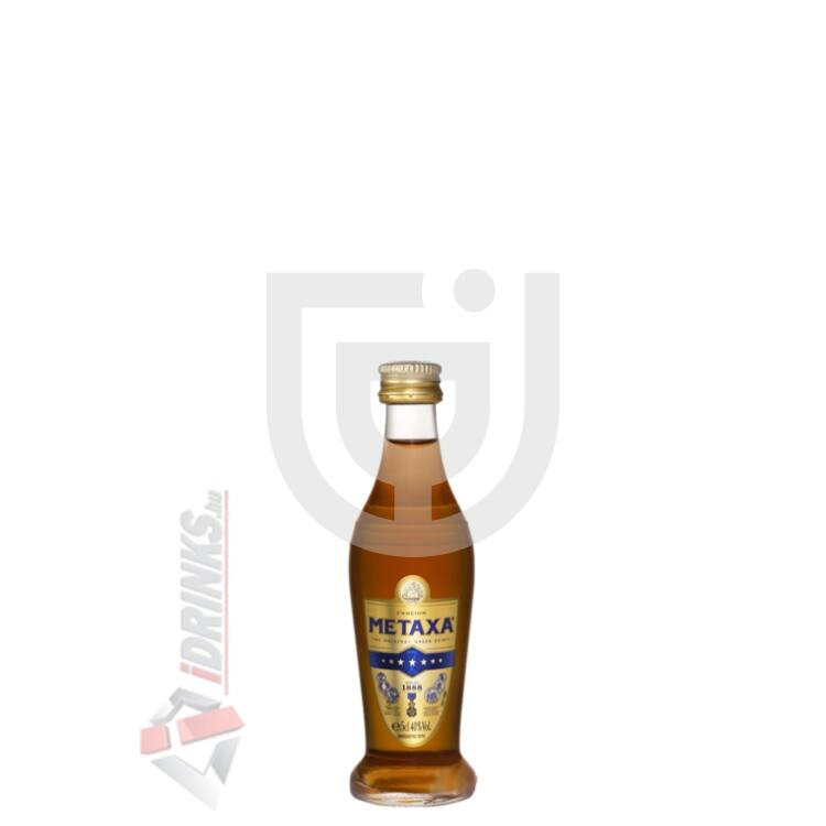 Metaxa 7* Mini [0,05L|40%]