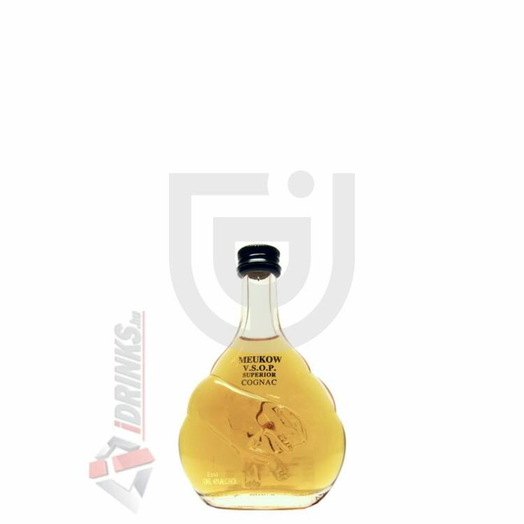 Meukow VSOP Cognac Mini [0,05L|40%]