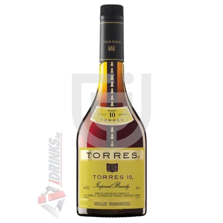 Torres 10 Years Gran Reserva Brandy [0,7L 38%]