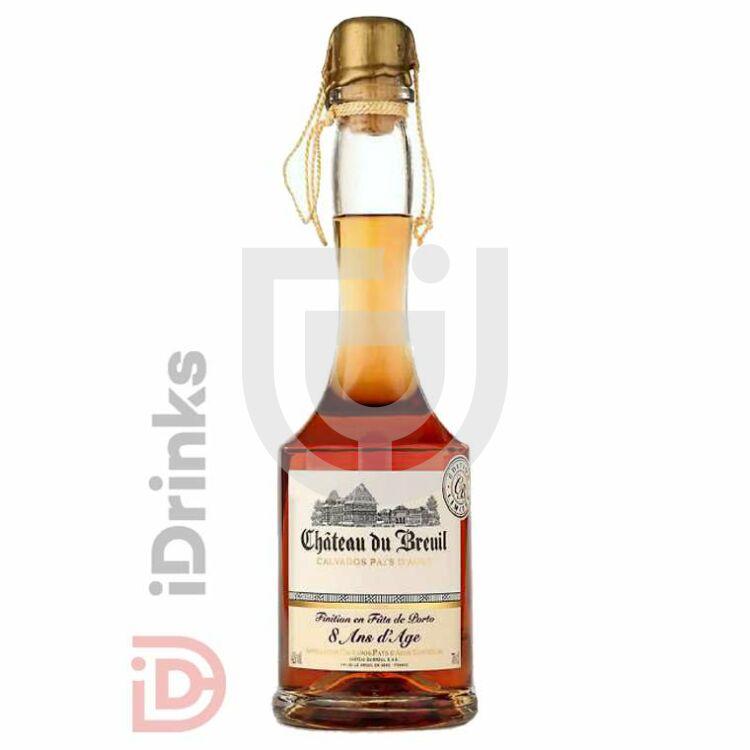 Chateau de Breuil 8 Years Port Cask Finish Calvados [0,7L 42%]
