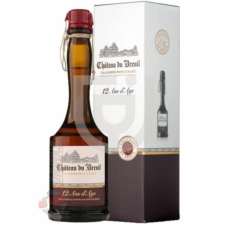 Chateau de Breuil 12 Years Calvados [0,7L 41%]