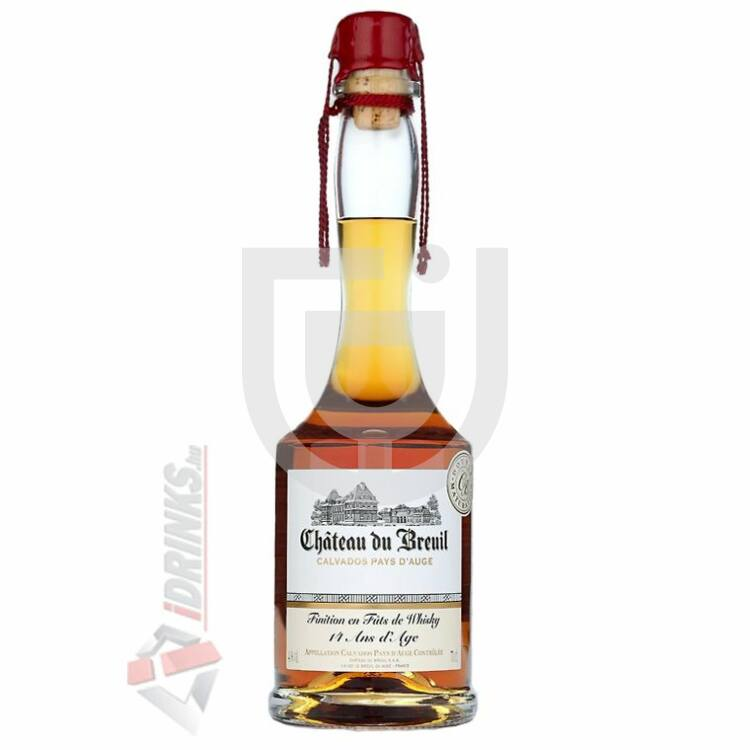 Chateau de Breuil 14 Years Whisky Cask Finish Calvados [0,7L|41%]