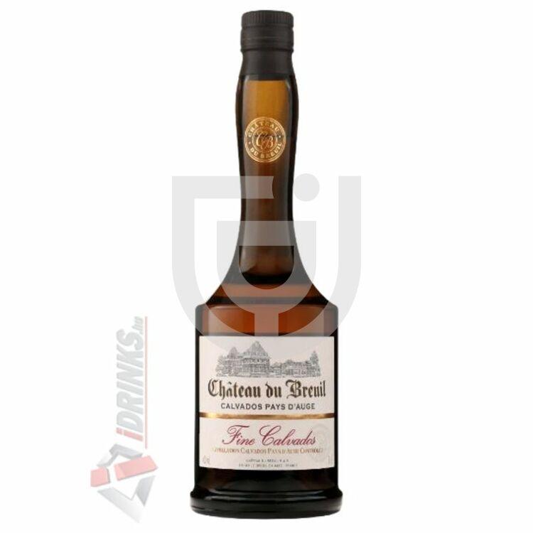 Chateau de Breuil Fine Calvados [0,7L 40%]