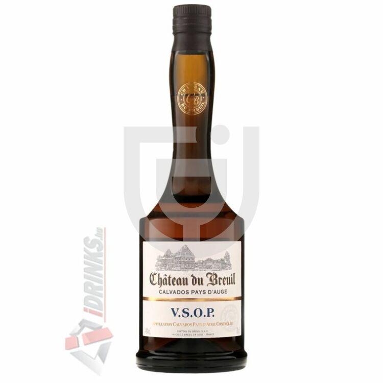 Chateau de Breuil VSOP Calvados [0,7L 40%]