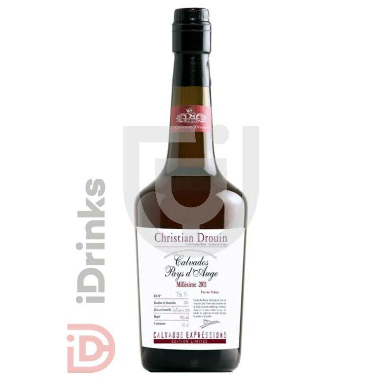 Christian Drouin Tokaji Cask Finish Calvados [0,7L|45%]