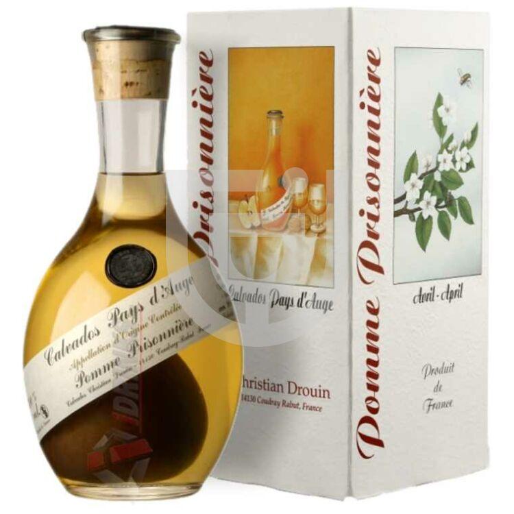Christian Drouin Pomme Prisonniere Calvados [1L 40%]