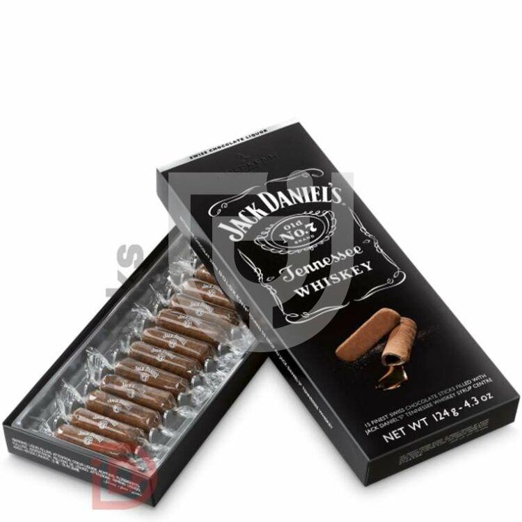 Goldkenn Jack Daniels Whiskey-s Csokoládé Pálcikák [124g]