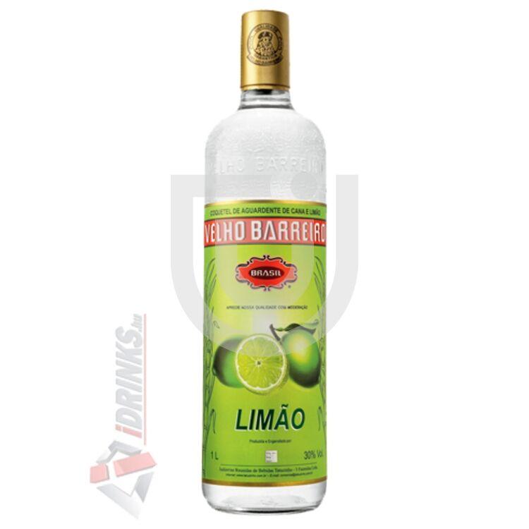 Velho Barreiro Lime Cachaca [1L|30%]