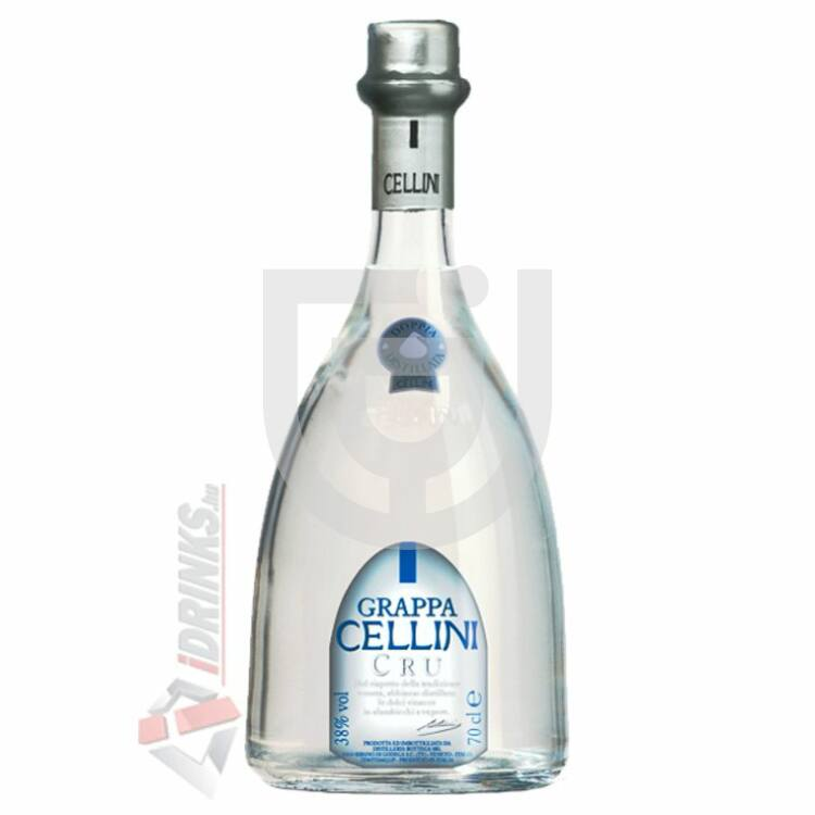 Bottega Cellini Cru Grappa [0,7L|38%]
