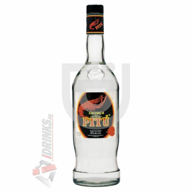 Cachaca Pitú [1L|40%]