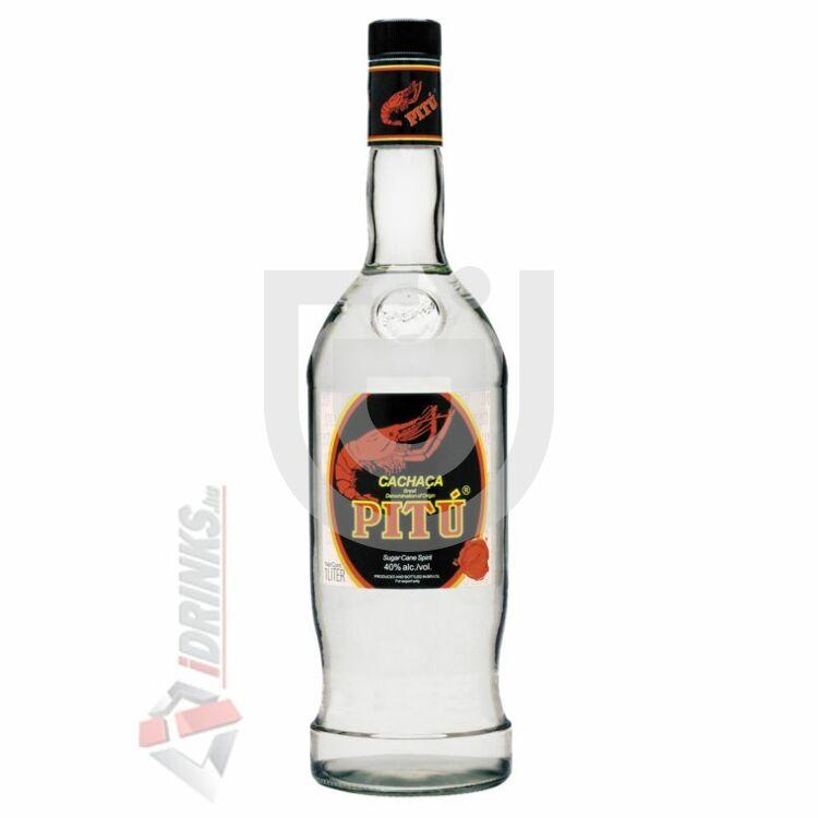 Cachaca Pitú [1L 40%]