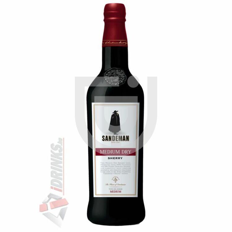 Sandeman Sherry Medium Dry [0,75L|15%]