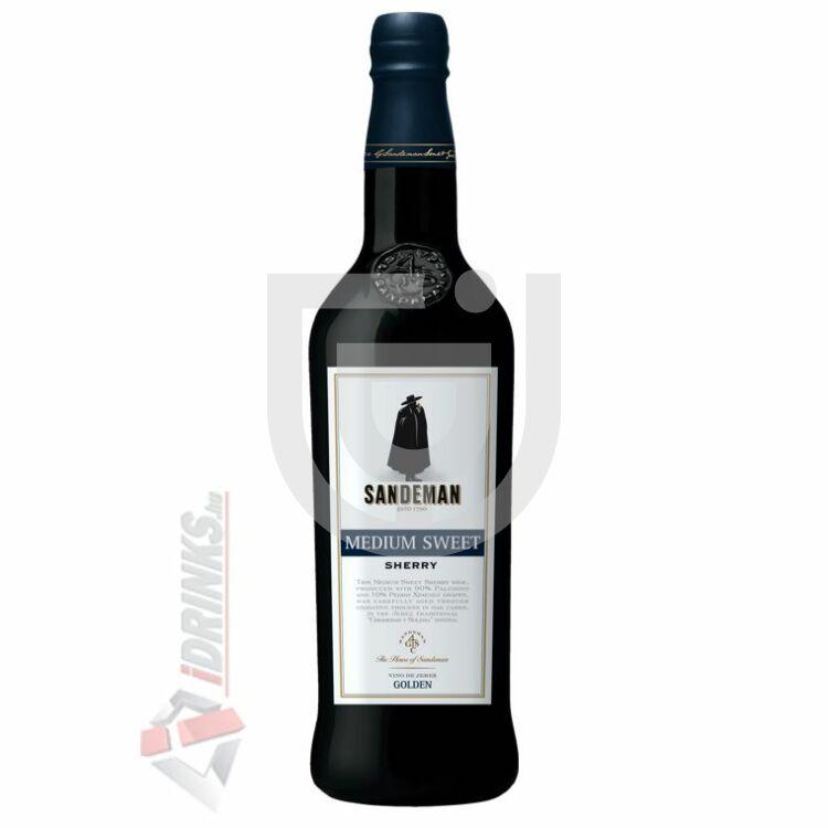 Sandeman Sherry Medium Sweet [0,75L|15%]